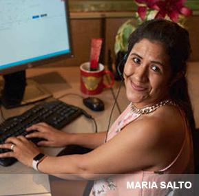 Maria Salto